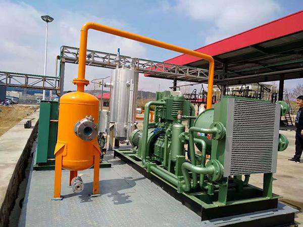 油气回收设备为什么要使用鹤管?